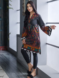Persian Charm Shirt (Winter Cotton)