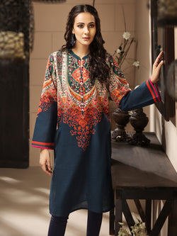Fresco Act Shirt (Khaddar)