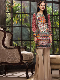 Oriental Glam Shirt (Winter Cotton)