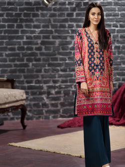 Traditional Gala Shirt (Khaddar)