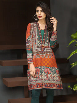 Ethnic Glory Shirt (Khaddar)