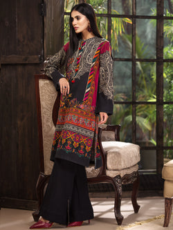 Ethnic Bells Shirt (Khaddar)