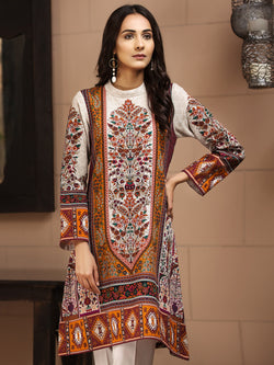 Royal Garden Shirt (Khaddar)
