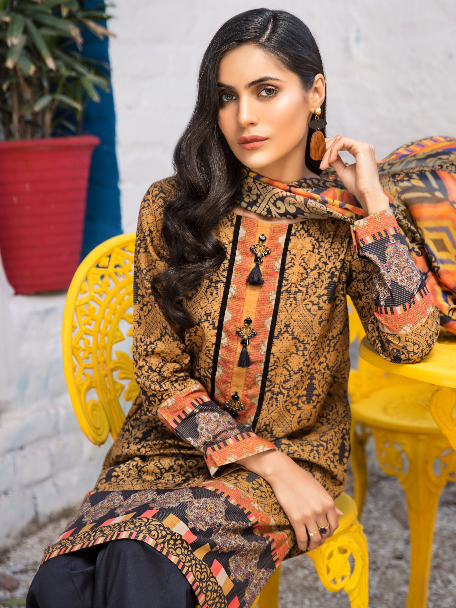 10cdf2a3e4 Lawn Collection 2019 | Eid Collection 2019 | Lawn u0706 | Limelight.PK