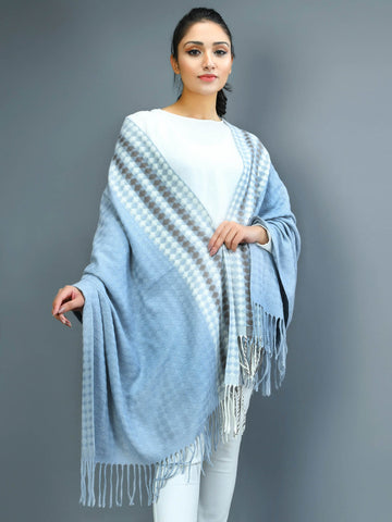 Diamond Patterned Shawl