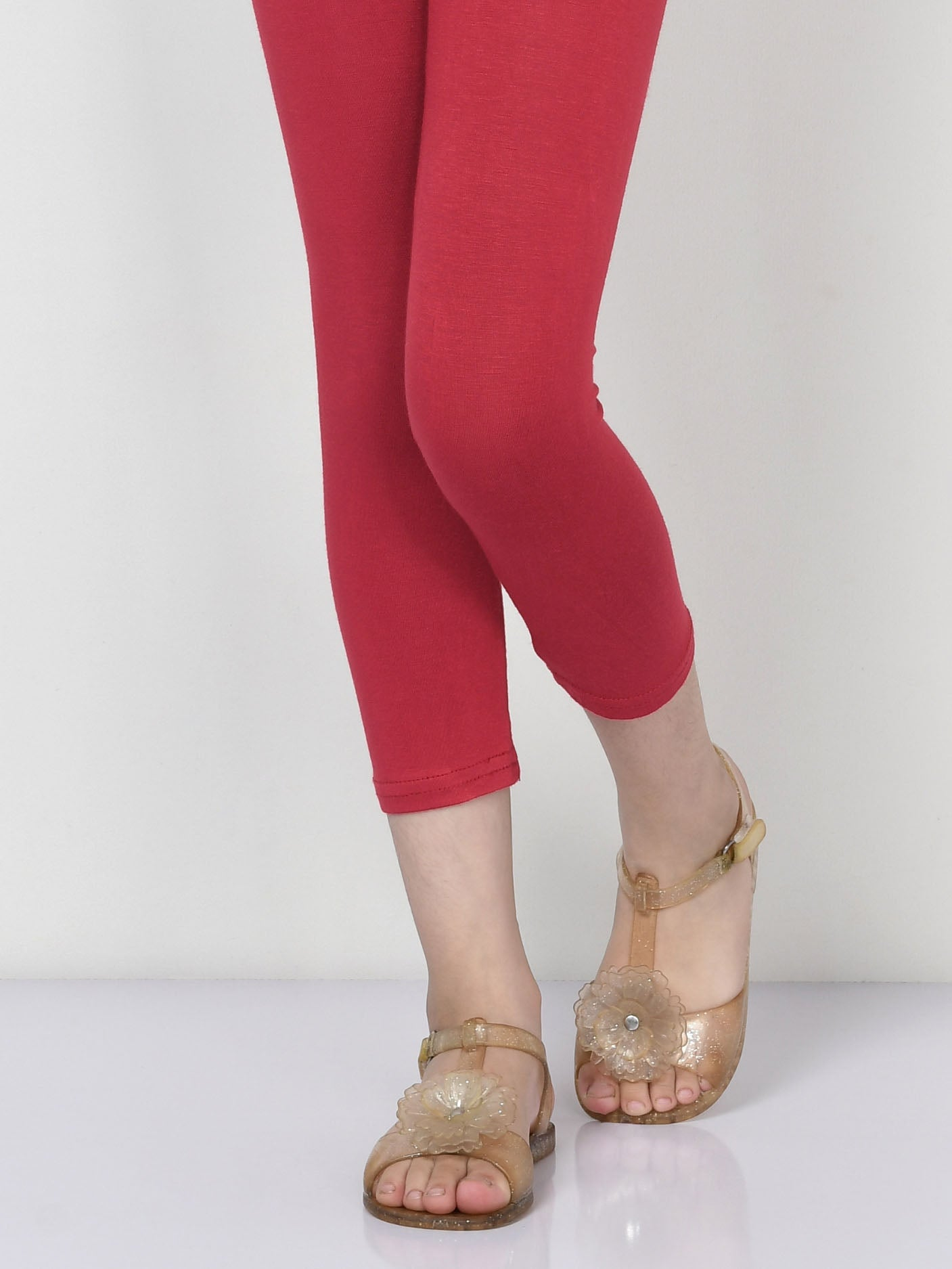 Basic Tights - Red