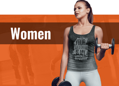 women sweat activated clothing