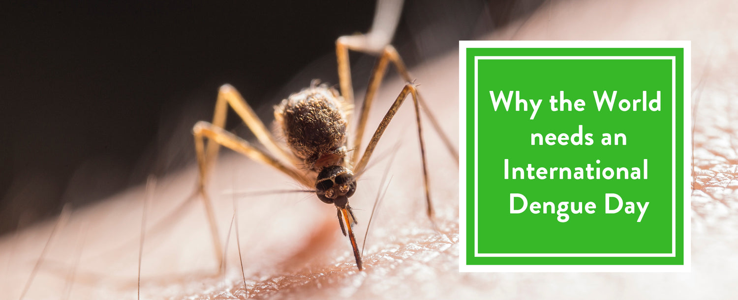 Why the World needs an International Dengue Day