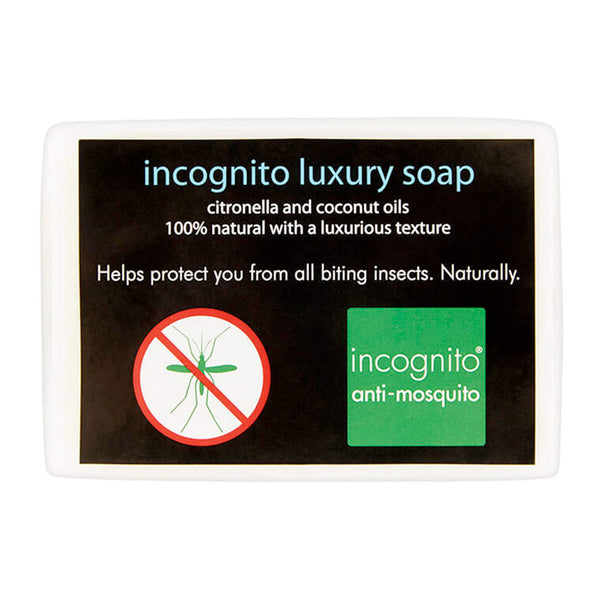 Luxury Soap.  - Incognito Less Mosquito
