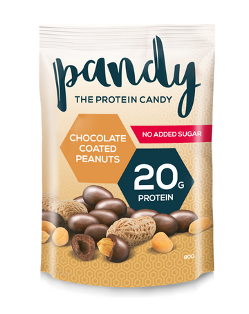 Chocolate Peanuts - Pandy Protein