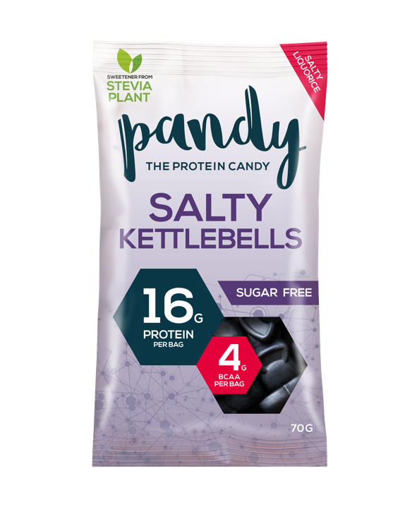 Salty Kettlebells - Pandy Protein