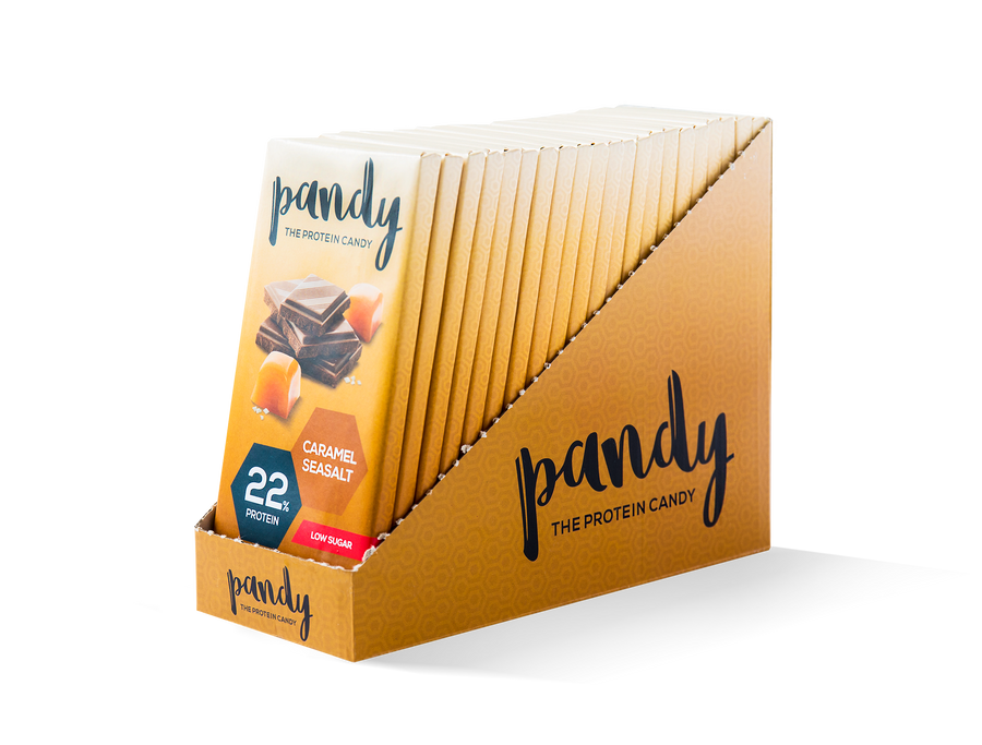 Caramel and Seasalt - Pandy Protein