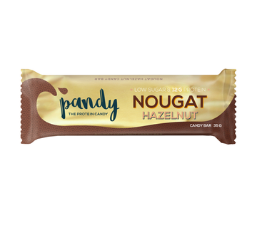 Candy Bar Nougat Hazelnut - Pandy Protein