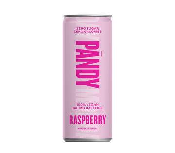Energy Drink Raspberry - Pandy Protein