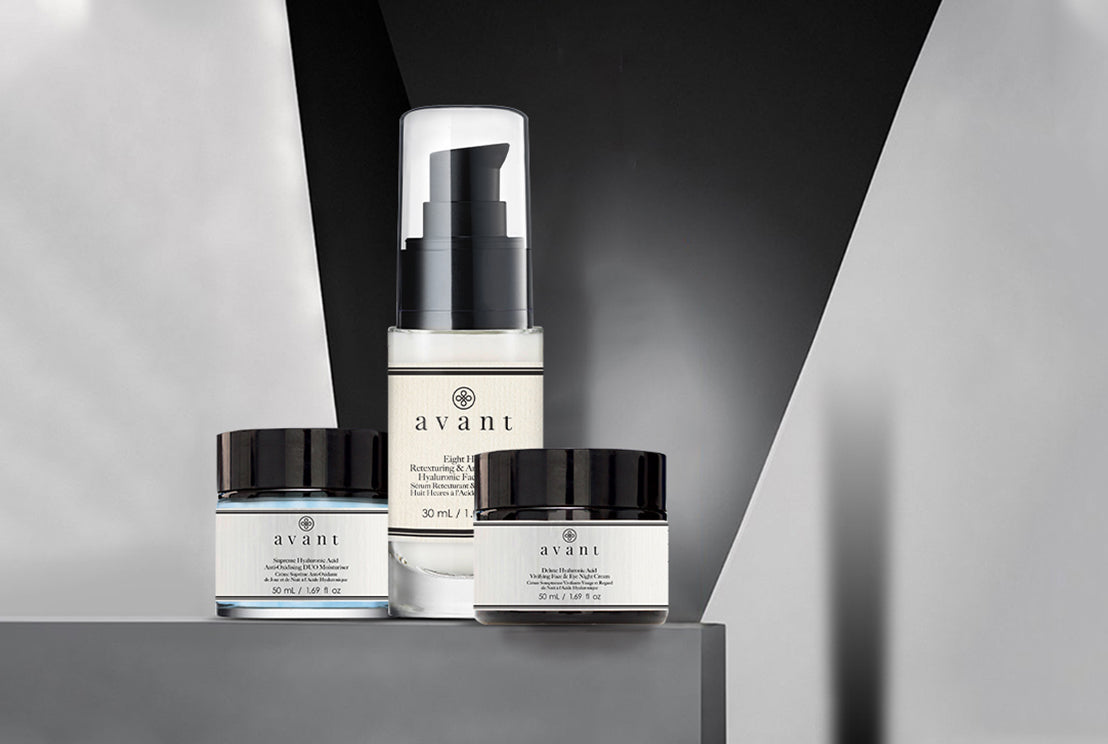 Cohorted Luxe Competition Avant Skincare