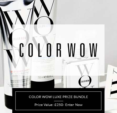 Cohorted, Color Wow, Giveaway, Win, Competition