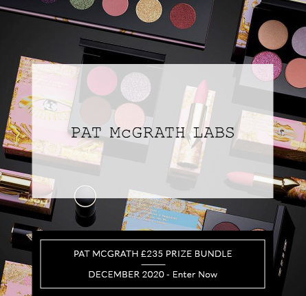 Cohorted, win, luxe, competition, Pat Mcgrath