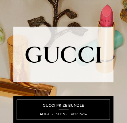 Cohorted Luxe Gucci Competition