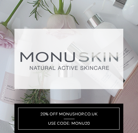 Cohorted, exclusive Monuskin, discount, offer