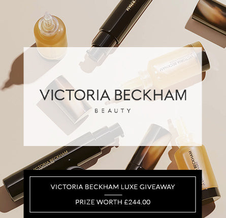 Cohorted, win, luxe, victoria beckham, competition