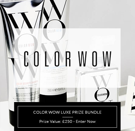 Cohorted, Luxe, Competition, Color Wow, Win