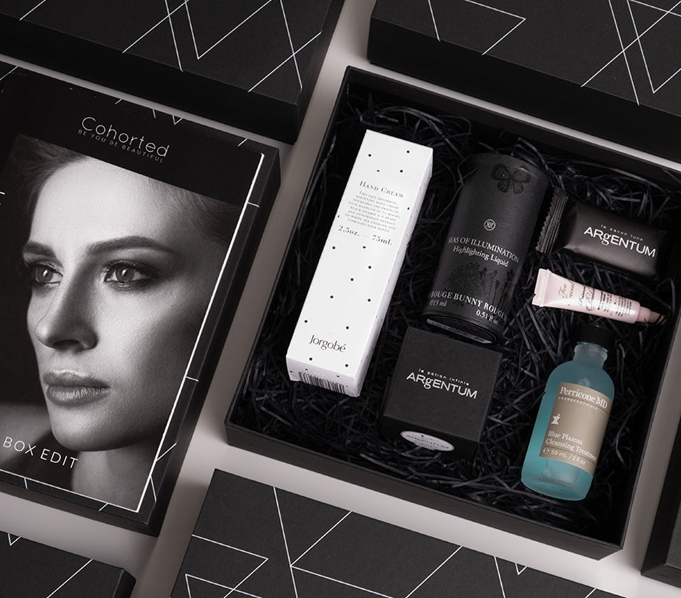 Cohorted, Cohorted Beauty Box, How It Works