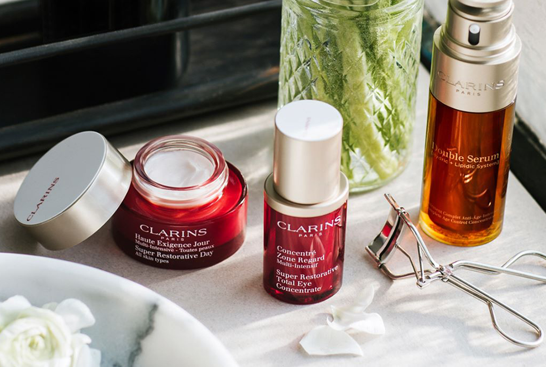 Cohorted Luxe Clarins Competition