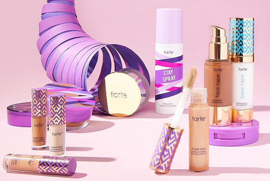 tarte, luxe cohorted competition