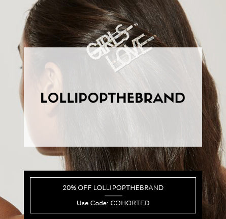 cohorted, lollipopthebrand discount