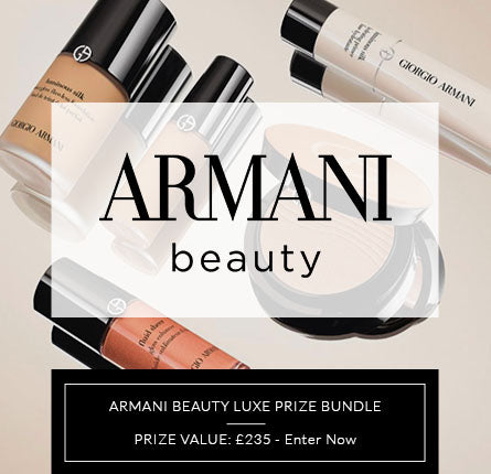 Cohorted, Armani Beauty, Luxe, Competition, Prize, Bundle