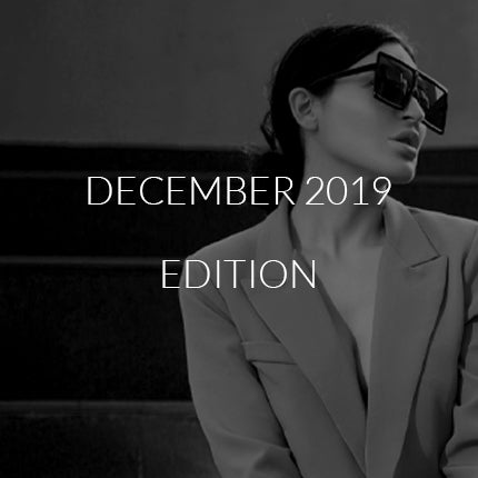 Cohorted, Classic Beauty Box Subscription December 2019