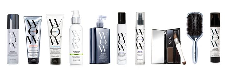 Cohorted, Luxe, Competition, Win, Color Wow. Haircare