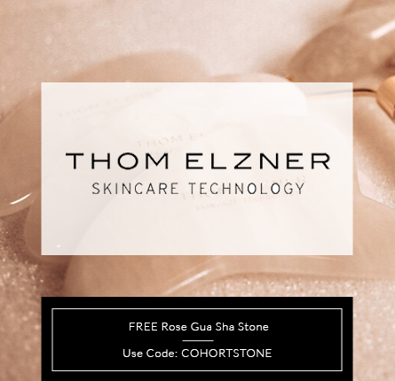 Cohorted, promotion, offer, exclusive, Thom Elzner, FREE