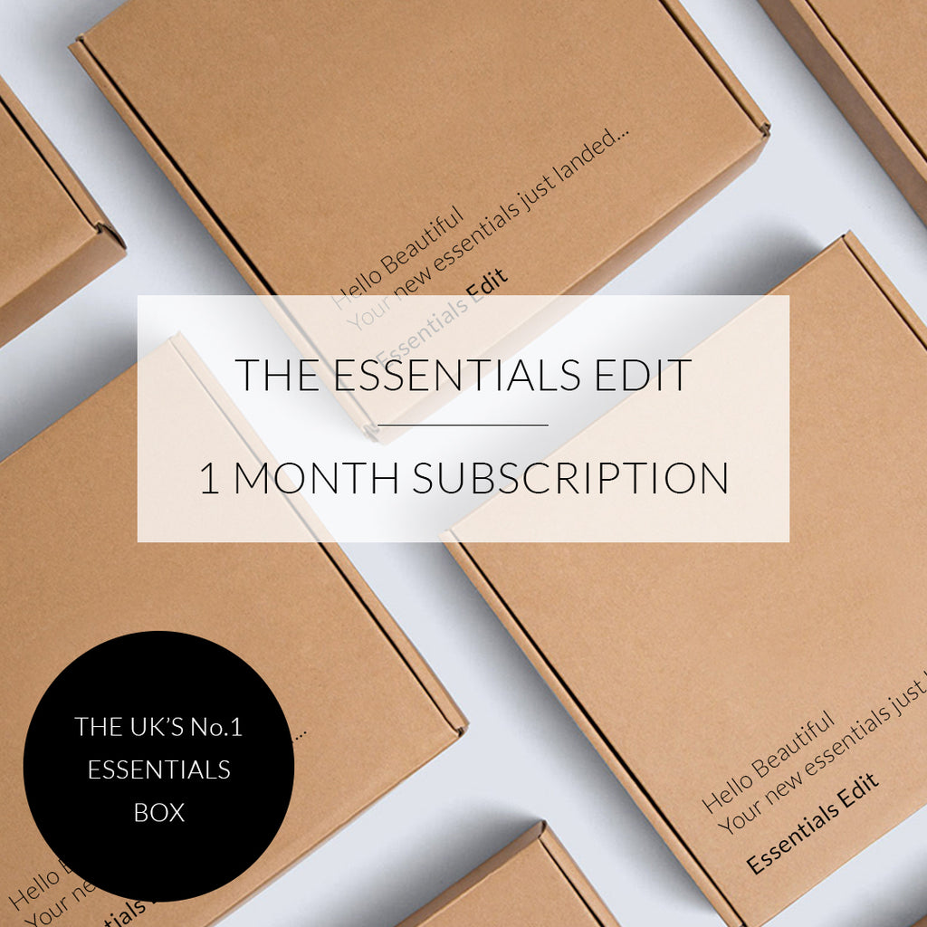 The Essentials Edit - 1 Month Subscription Box
