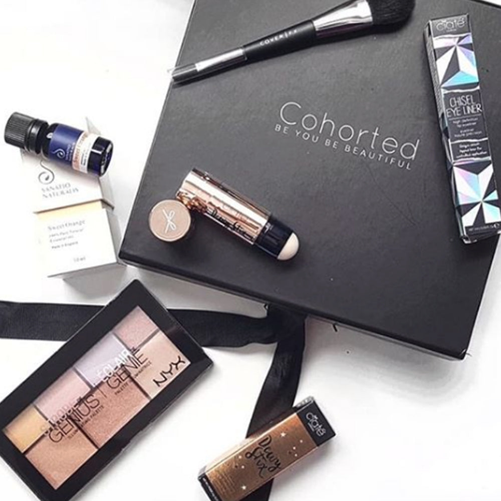 The February Beauty Box Curation