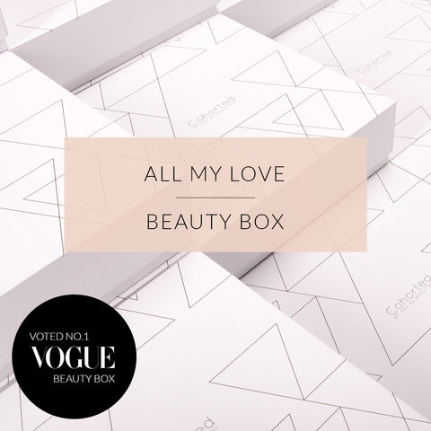 'All My Love' 2020 Limited Edition Beauty Box