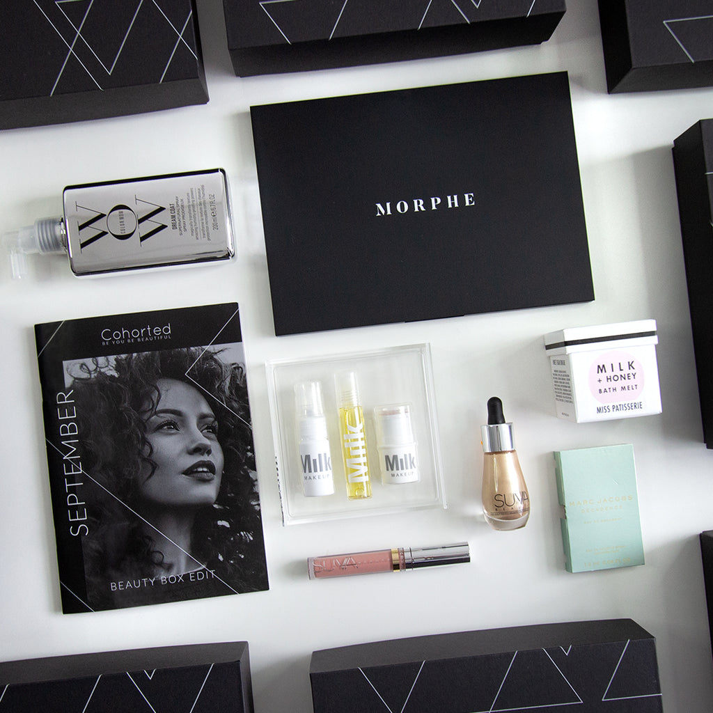 The September 2019 Beauty Box Curation