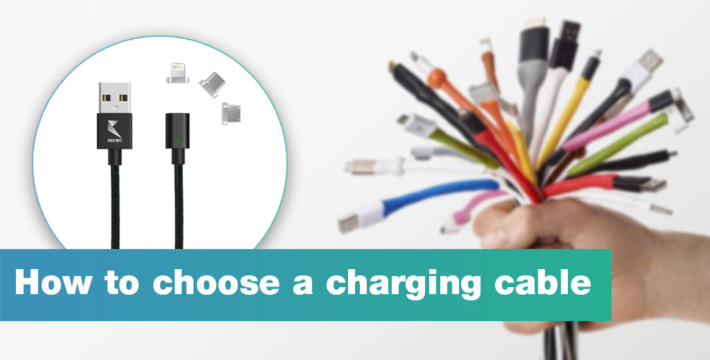 how to choose a charging cable