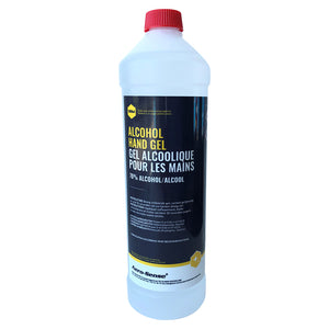 Alcohol handgel 70% 1L