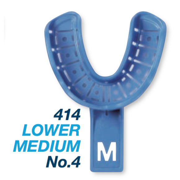 Impression Tray Lower Medium