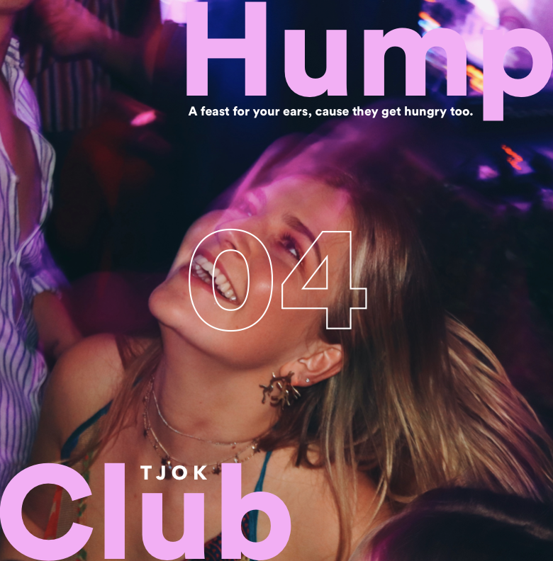 Hump Club Mix 04: Lady Adi