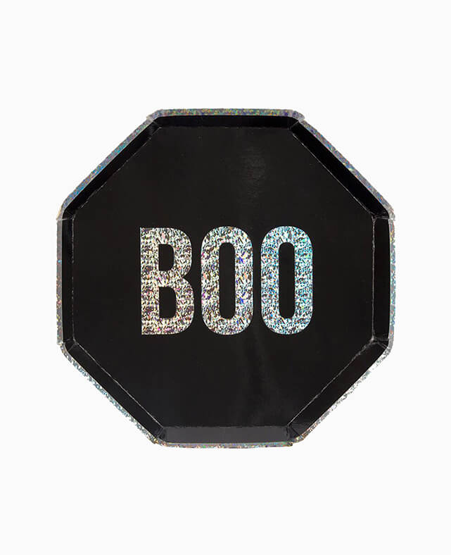 BOO LARGE PLATES
