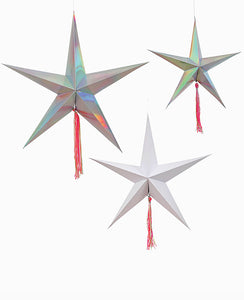 SHOOTING STAR HANGINGS
