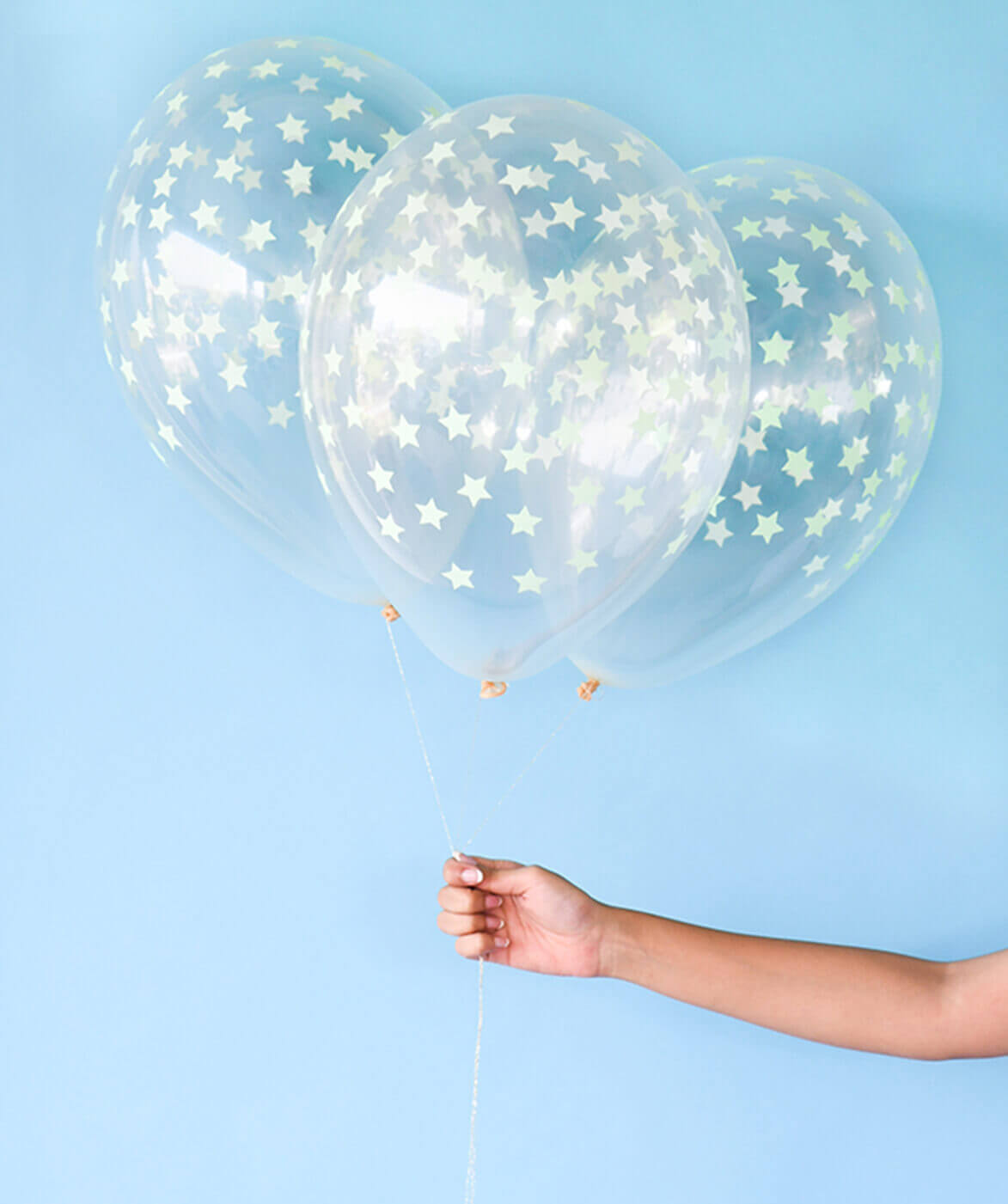 MINT STAR BALLOON KIT