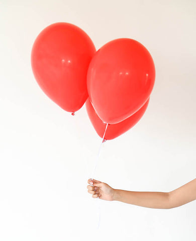 STANDARD RED BALLOONS