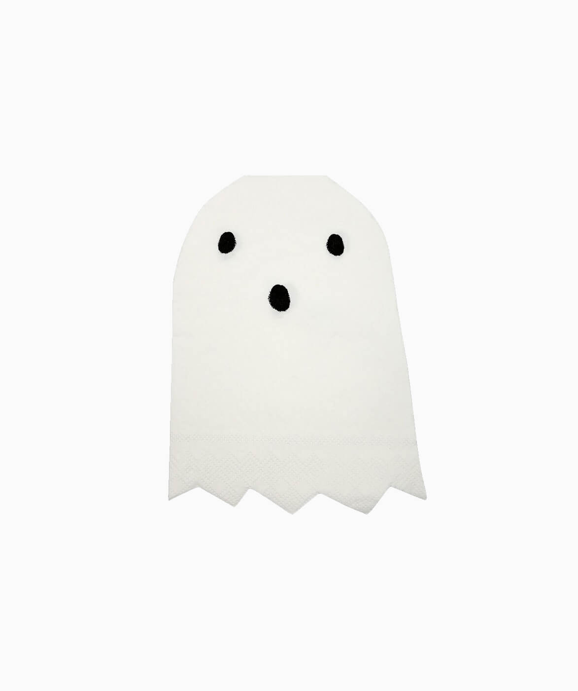 LARGE GHOST NAPKINS