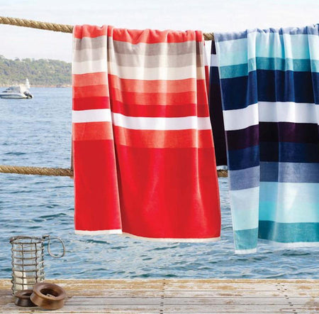 6 Ways To Stop Your Beach Towel Colours Running