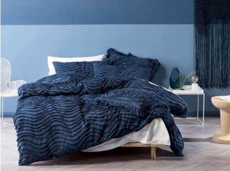 Luxurious Collections In Winter Blue