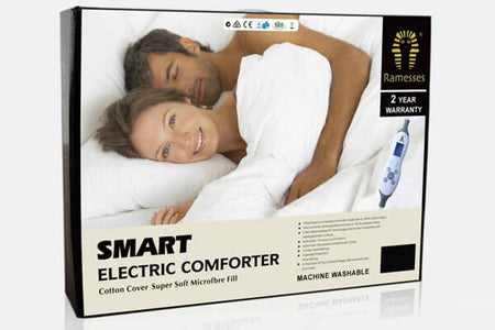 FEATURED: Ramesses Smart Electric Comforter