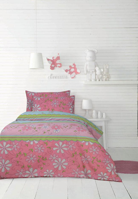 Ardor Kids Daisy Chain Quilt Cover Set
